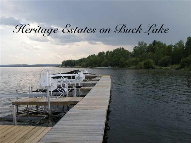 Lot 16, Phase Ii, Heritage Estates, Buck Lake, Ab Es, Rural Wetaskiwin County, Alberta  T0C 0T0 - Photo 1 - E3266265