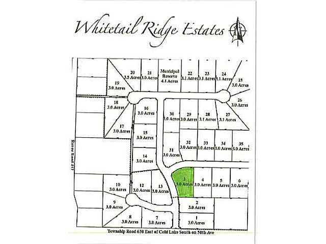 Lot 3 Whitetail Ridge Estates, Rural Bonnyville M.d., Alberta  T9M 1P1 - Photo 1 - E3394438