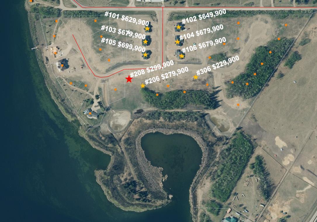 208 46225 Twp Rd 612, Rural Bonnyville M.d., Alberta  T9N 2J6 - Photo 3 - E3433114