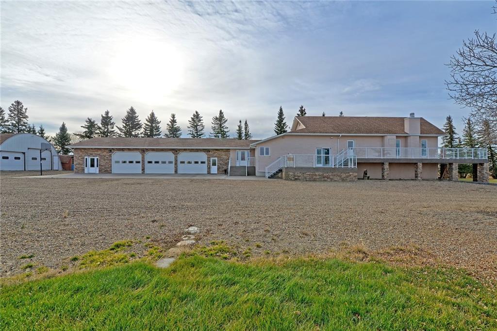 322071a Range Road 244 Rd, Rural Kneehill County, Alberta  T0M 2A0 - Photo 1 - C4215165