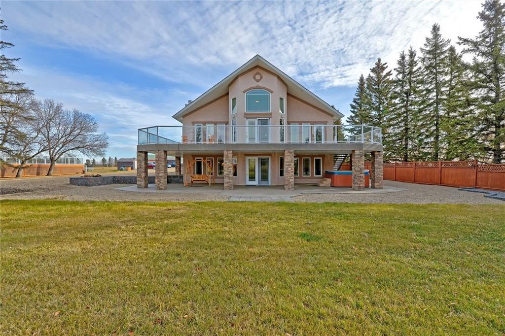 322071a Range Road 244 Rd, Rural Kneehill County, Alberta  T0M 2A0 - Photo 2 - C4215165