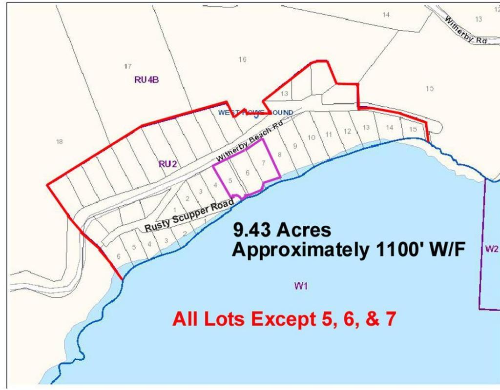 38 Lots Witherby Beach Road, Gibsons, British Columbia  V0N 1V0 - Photo 3 - R2049906