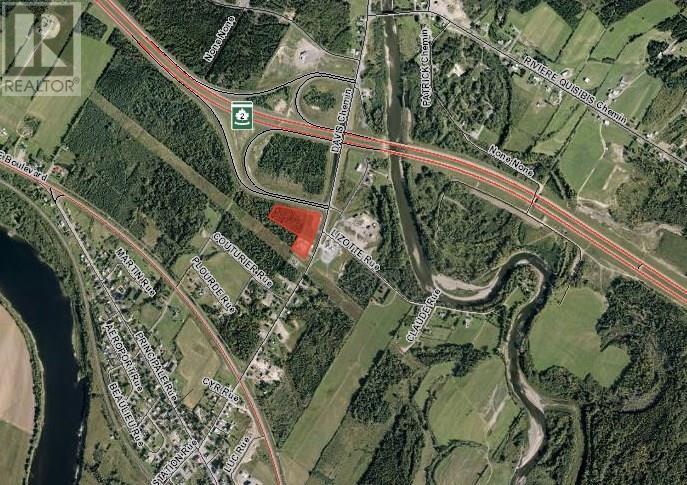 Lot Davis, Rivière-Verte, New Brunswick  E7C 2P5 - Photo 2 - M113004