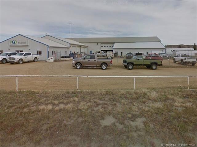 800 South Railway Av W, Drumheller, Alberta  T0J 0Y0 - Photo 1 - C4226067