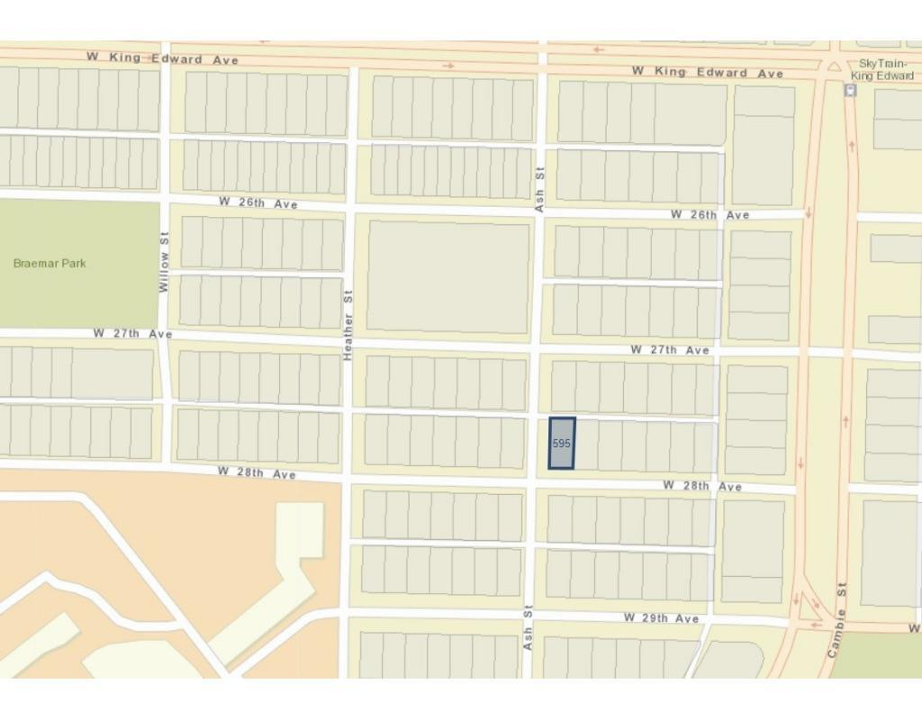 595 W 28th Avenue, Vancouver, British Columbia  V5Z 2H2 - Photo 5 - R2357773
