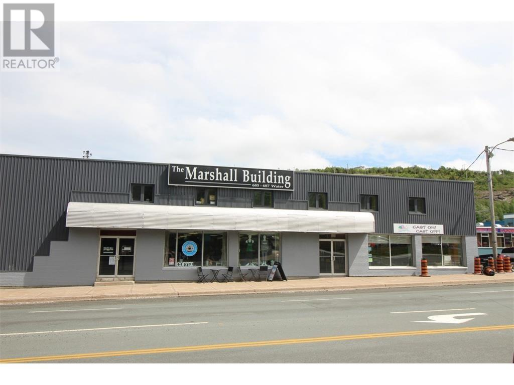 685-687 Water Street, St. John's, A1B1C4, ,Retail,For sale,Water,1190863
