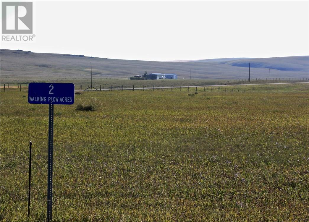 2 Walking Plow Estates, Rural Pincher Creek Md, Alberta  T0K 1W0 - Photo 1 - ld0144002