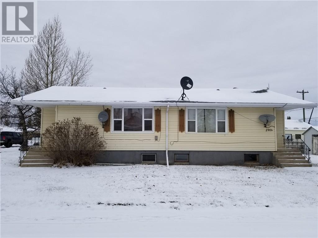 201 A & B 1 Street N, Morrin, Alberta  T0J 2B0 - Photo 1 - SC0183440