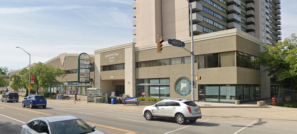 405 760 Brant Street, Burlington, Ontario  L7R 4B8 - Photo 1 - H4070073