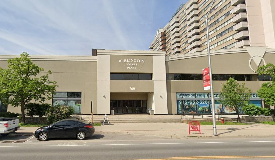 405 760 Brant Street, Burlington, Ontario  L7R 4B8 - Photo 2 - H4070073