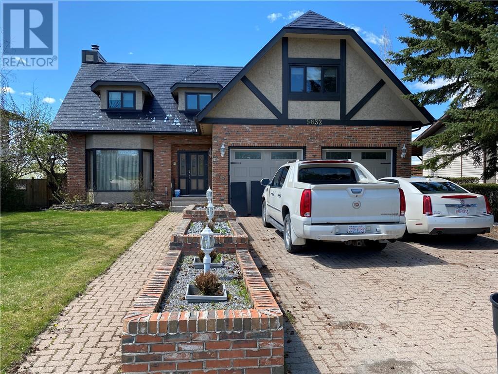5832 59 Street, Rocky Mountain House, Alberta  T4T 1K1 - Photo 1 - ca0184527