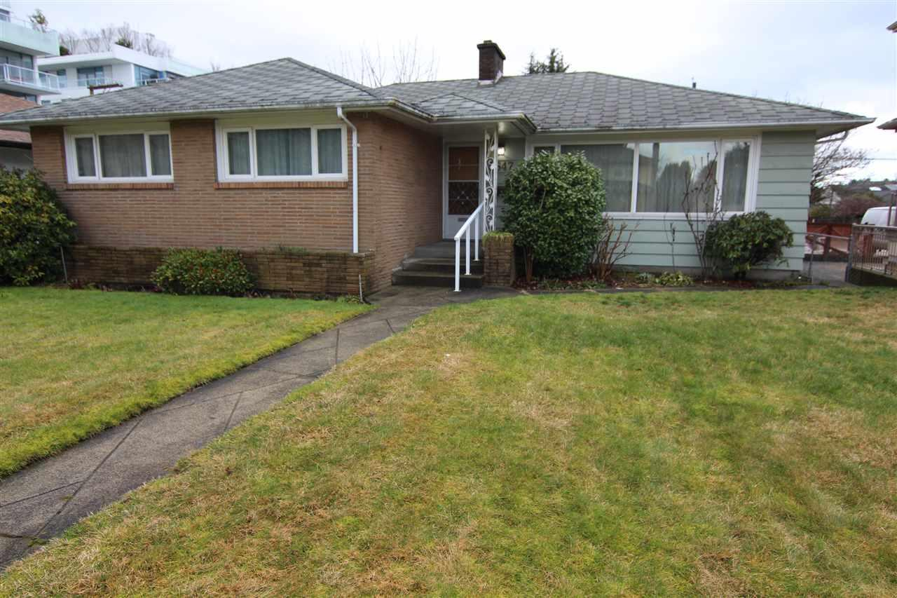 5647 Manson Street, Vancouver, British Columbia  V5Z 3H3 - Photo 1 - R2434779