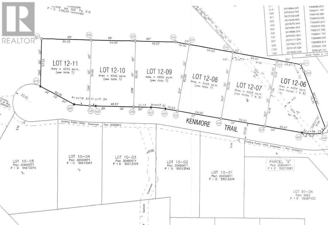 Lot 12-09 Kenmore Trail, West Quaco, New Brunswick  E5R 2G6 - Photo 1 - SJ180613