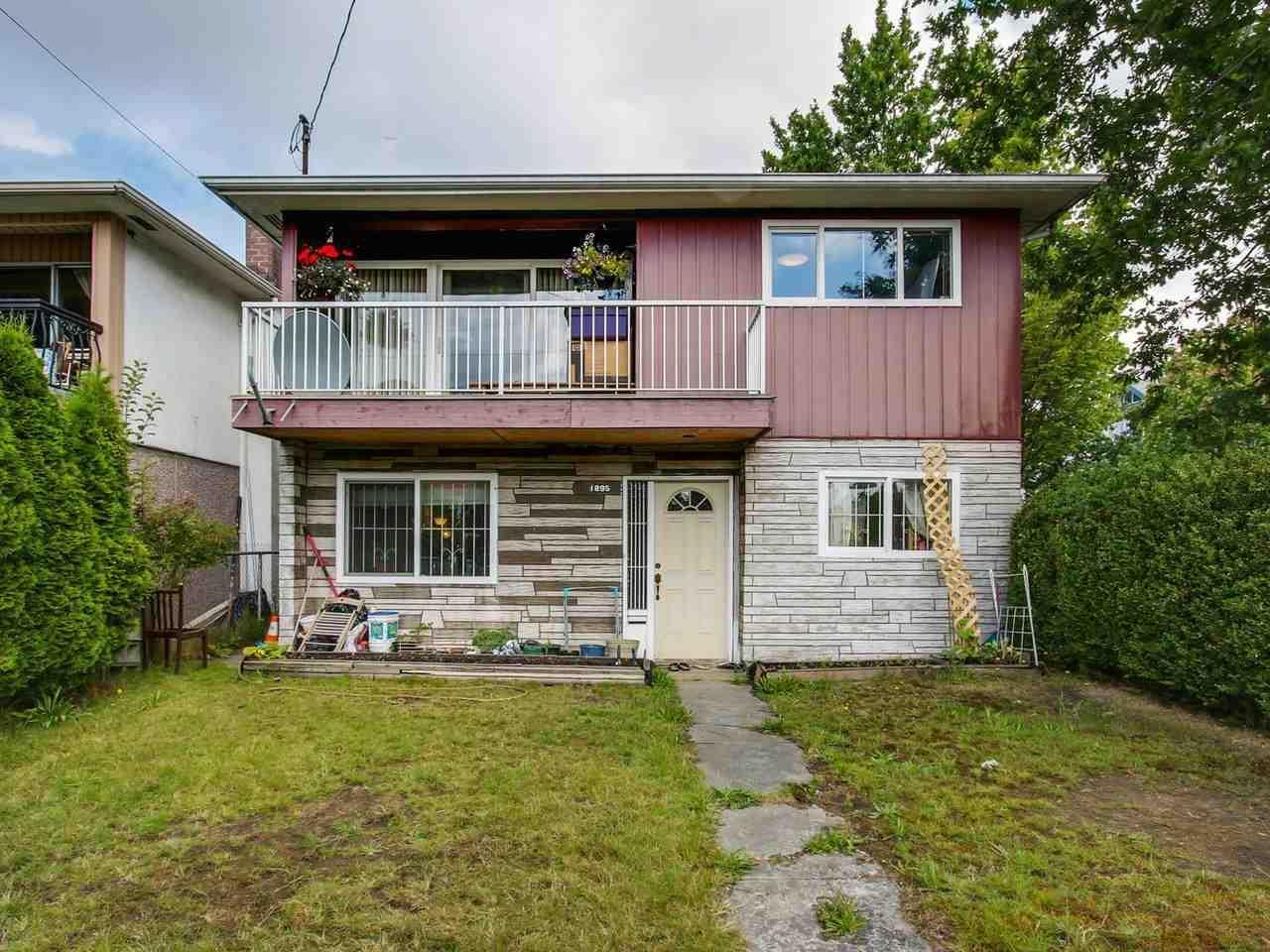 1895 E 12th Avenue, Vancouver, British Columbia  V5N 2A4 - Photo 1 - R2438376