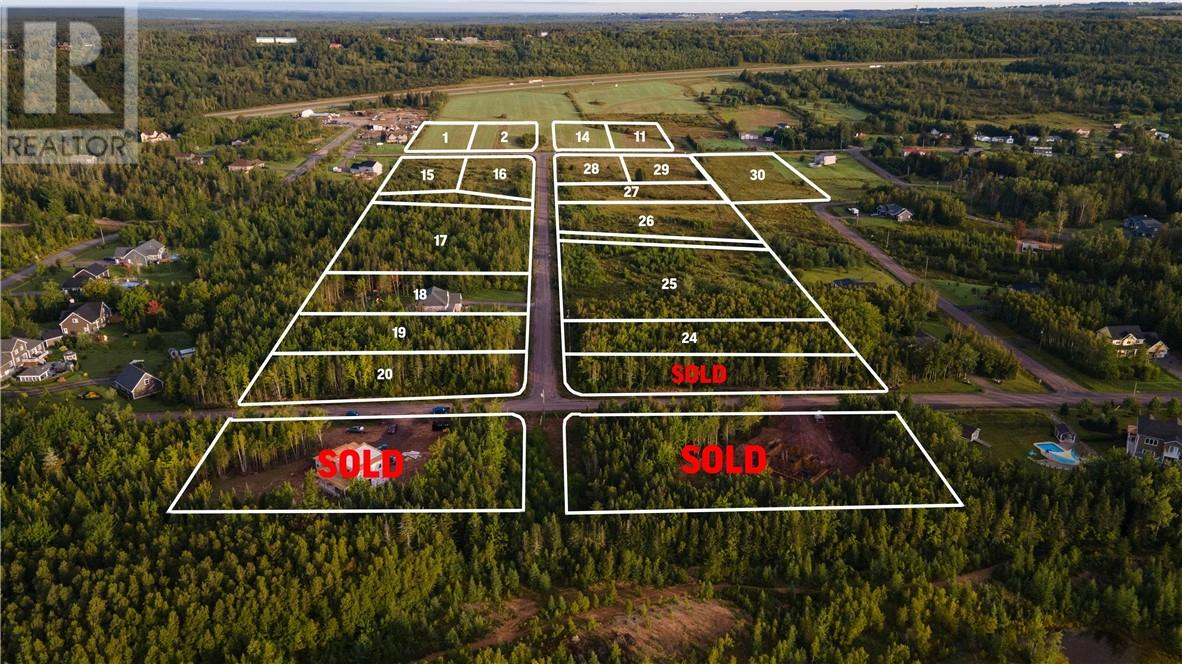 Lot 1 Charles Lutes Rd, Moncton, New Brunswick  E1G 2T4 - Photo 1 - M126385