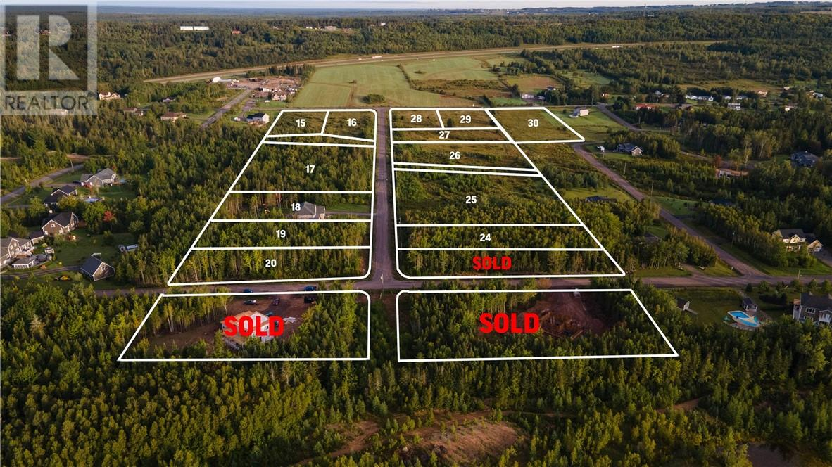 Lot 30 Charles Lutes Rd, Moncton, New Brunswick  E1G 2T4 - Photo 1 - M126393