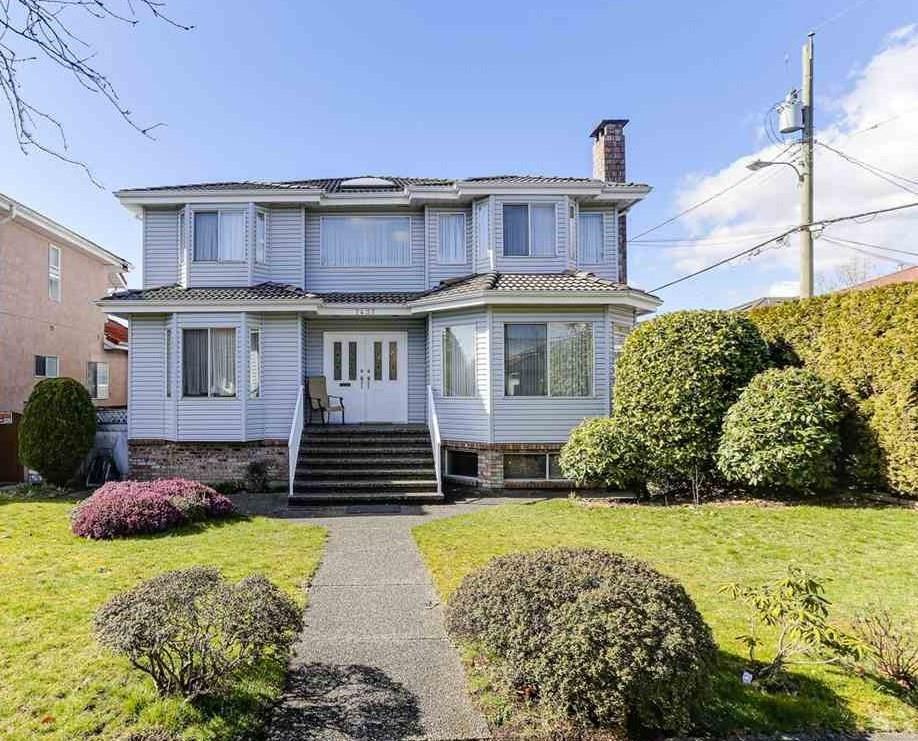 7437 Stirling Street, Vancouver, British Columbia  V5P 4H7 - Photo 1 - R2443294