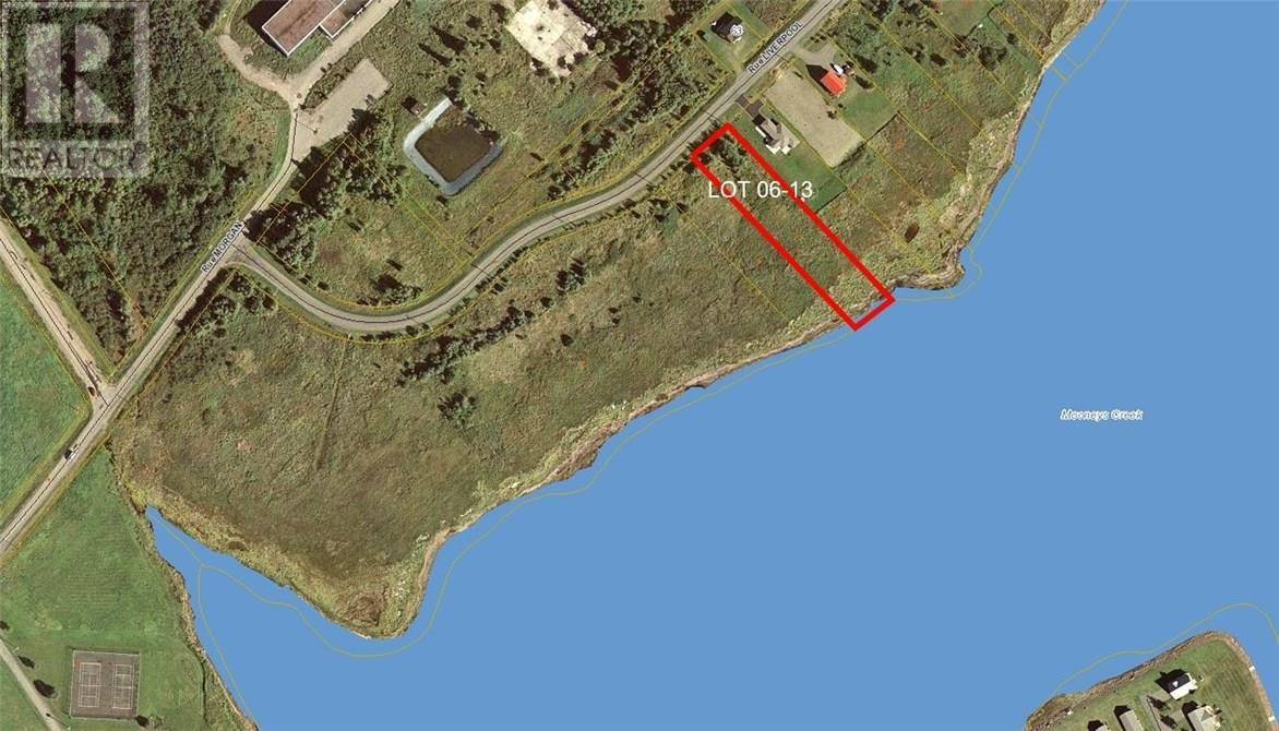 Lot 06-13 Liverpool St, Richibucto, New Brunswick  E4W 5W7 - Photo 1 - M127716