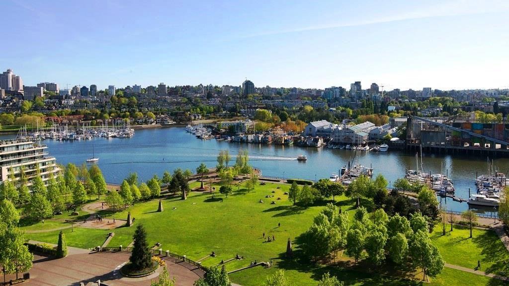 1705 583 Beach Crescent, Vancouver, British Columbia  V6Z 3E6 - Photo 1 - R2407545