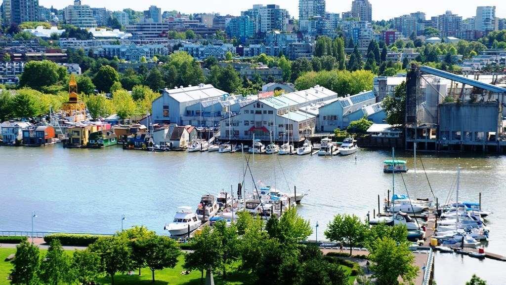 1705 583 Beach Crescent, Vancouver, British Columbia  V6Z 3E6 - Photo 11 - R2407545
