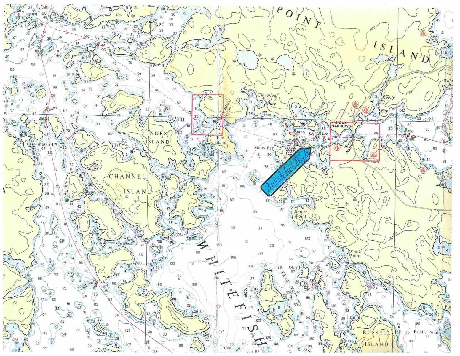 3 Whitefish Bay Island 6, Sioux Narrows, Ontario  P0X 1N0 - Photo 48 - TB200531