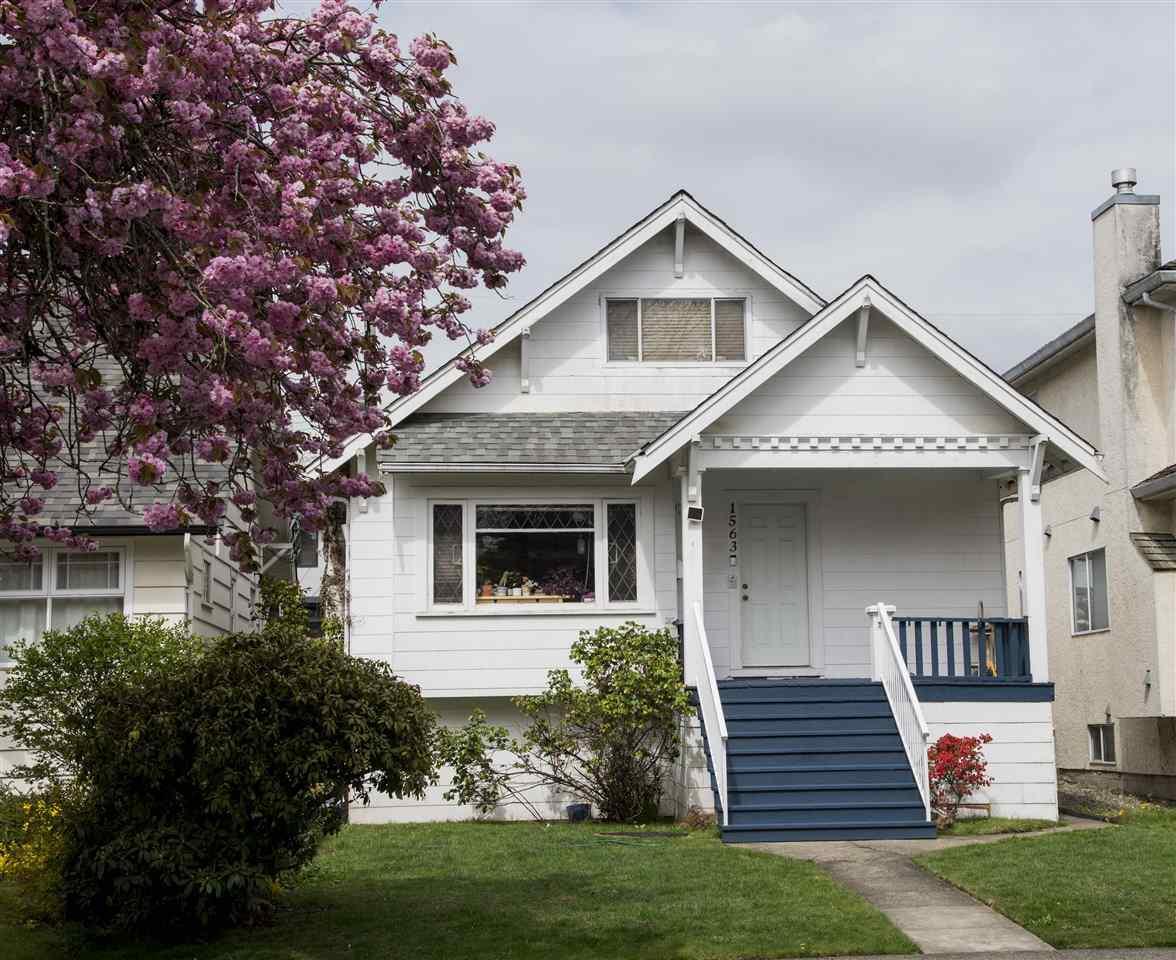 1563 W 66th Avenue, Vancouver, British Columbia  V6P 2R8 - Photo 1 - R2439946
