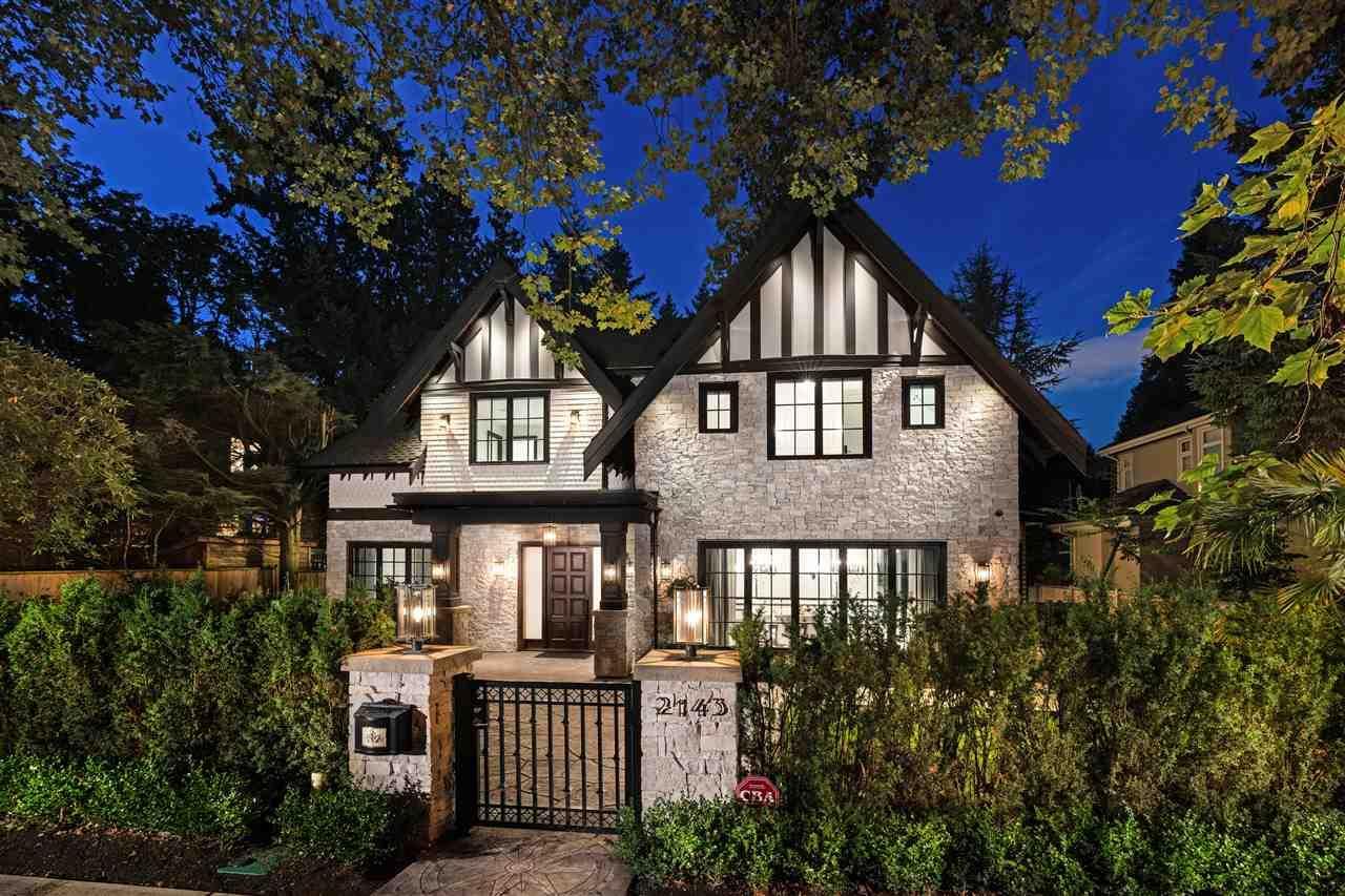 2143 W 36th Avenue, Vancouver, British Columbia  V6M 1L3 - Photo 1 - R2442184
