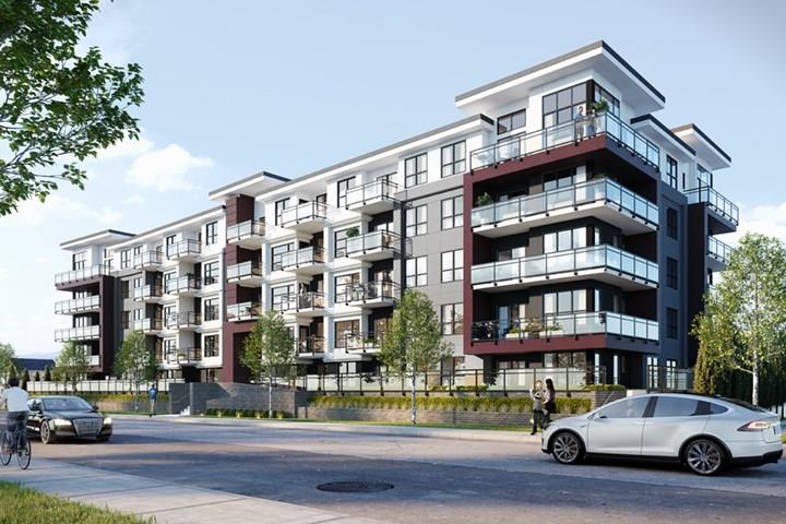 101 5485 Brydon Crescent, Langley, British Columbia  V3A 4A3 - Photo 1 - R2458378