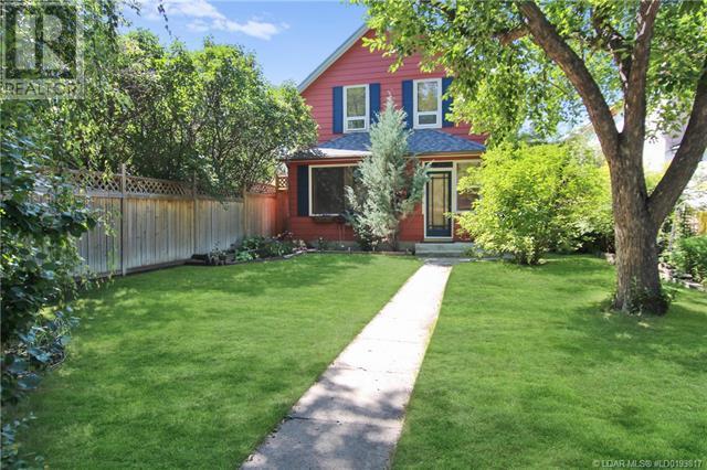 836 7 Street S, Lethbridge, Alberta  T1J 2H7 - Photo 1 - LD0193817