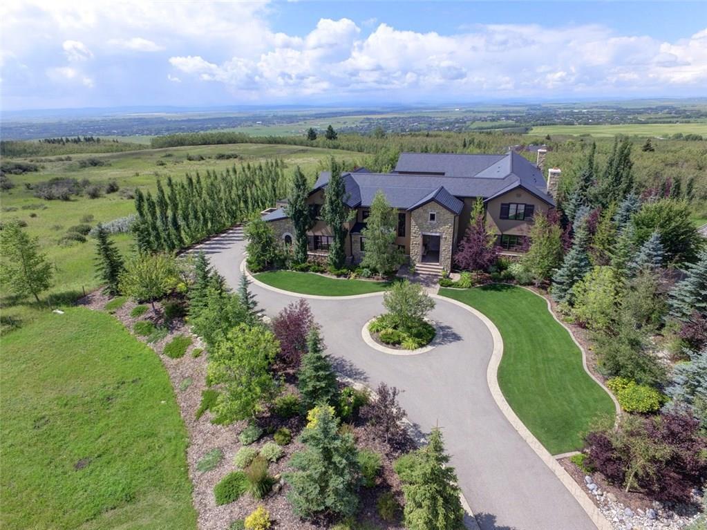 209 PINNACLE RIDGE PL SW, Rural Rocky View County Alberta