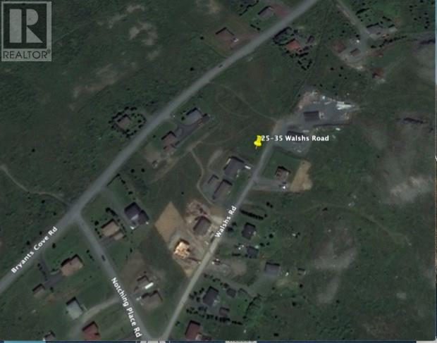 25-35 Walshs road, Upper Island Cove, A0A4E0, ,Vacant land,For sale,Walshs road,1217383