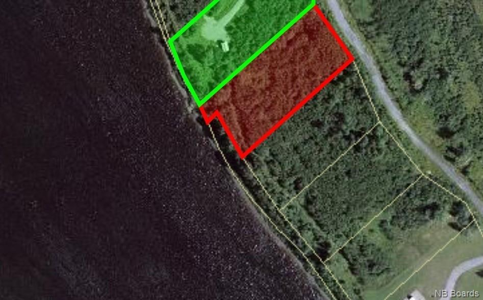 Waterfront Lot 1 Cnr Road, Saint-Leonard, New Brunswick  E7E 1Z4 - Photo 1 - NB045899