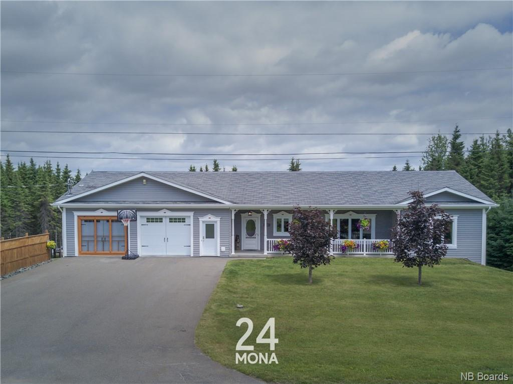 24 Mona Street, Dsl De Drummond/dsl Of Drummond, New Brunswick  E3Y 2E1 - Photo 1 - NB028811