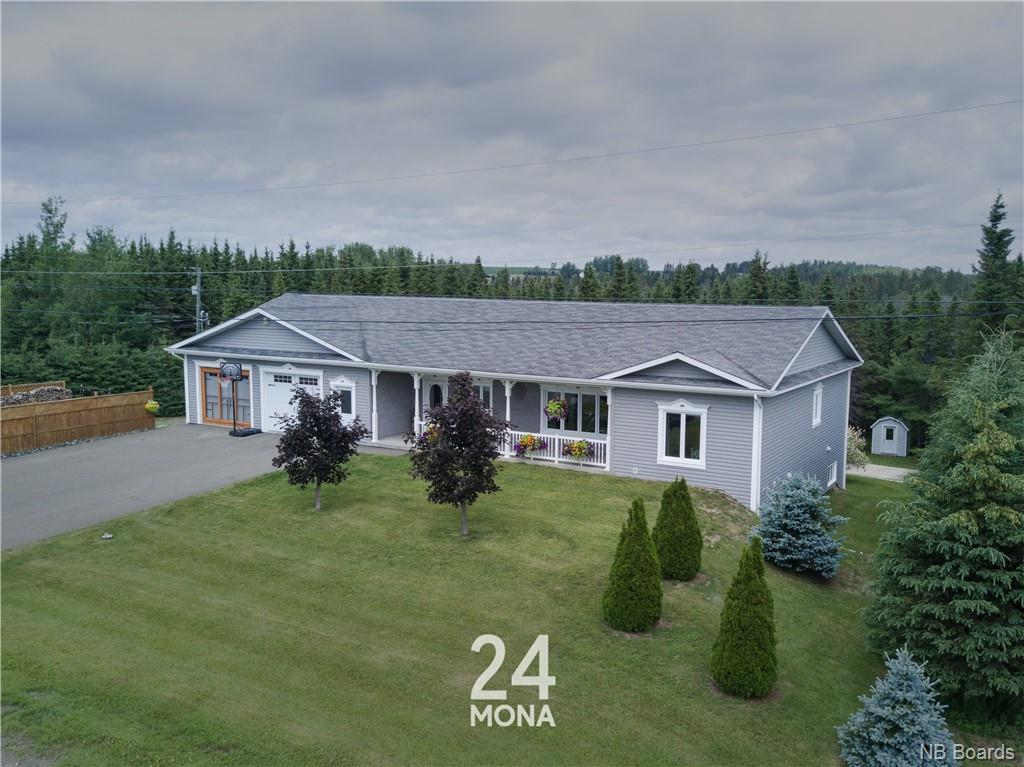 24 Mona Street, Dsl De Drummond/dsl Of Drummond, New Brunswick  E3Y 2E1 - Photo 2 - NB028811