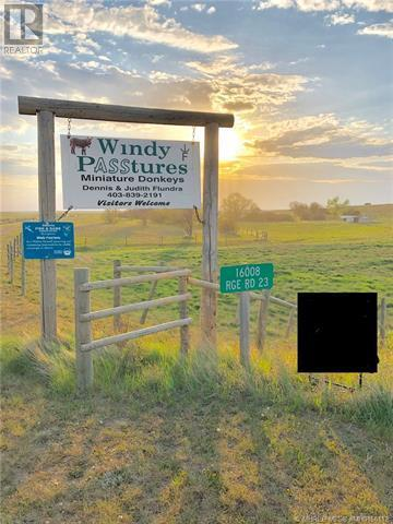 16008 Range Road 23, Rural Cypress County, Alberta  T1A 7E8 - Photo 2 - MH0168112