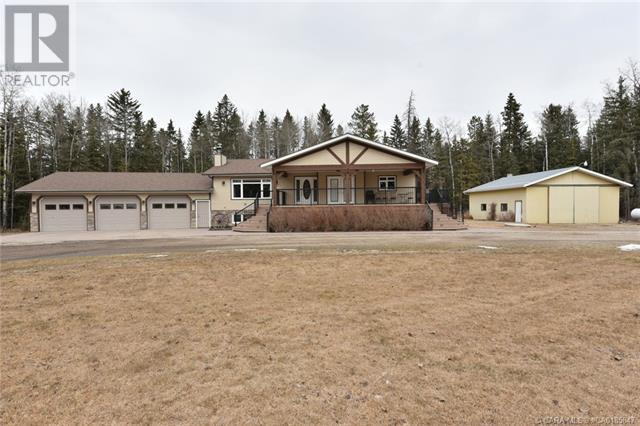 390027 Range Road 65, Rural Clearwater County, Alberta  T4T 2A3 - Photo 1 - CA0185847