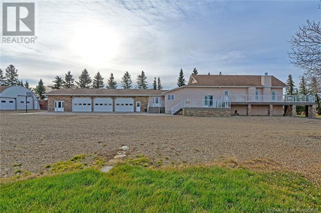 322071a Range Road 244, Rural Kneehill County, Alberta  T0M 2A0 - Photo 1 - CA0151729