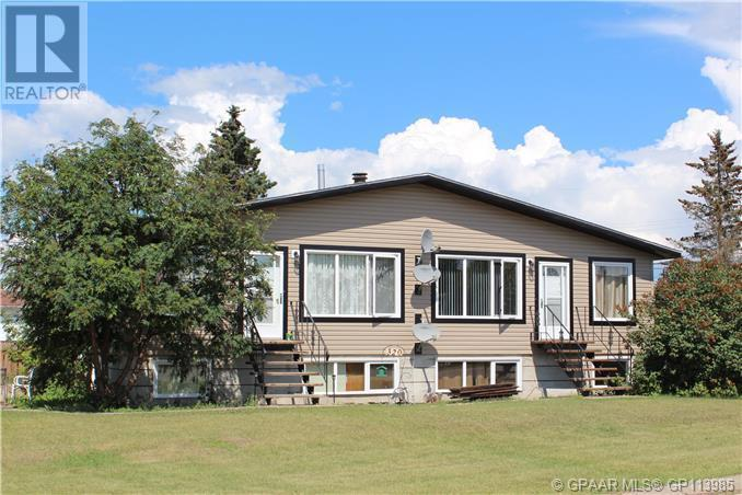 320 8th Se Avenue, Manning, Alberta  T0H 2M0 - Photo 1 - GP113985