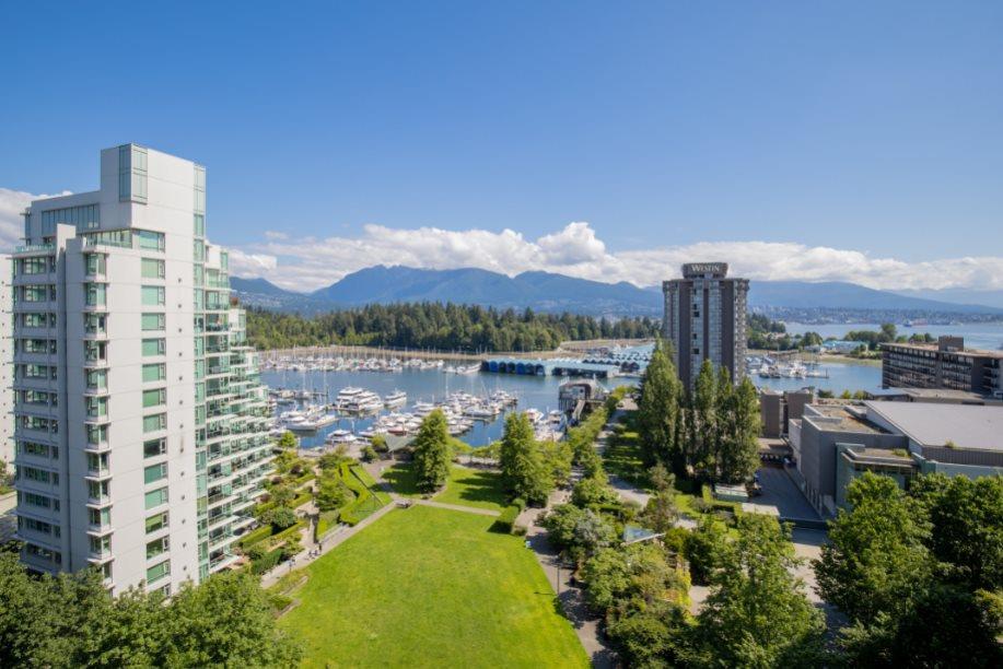 1203 1680 Bayshore Drive, Vancouver, British Columbia  V6G 3H6 - Photo 1 - R2430341