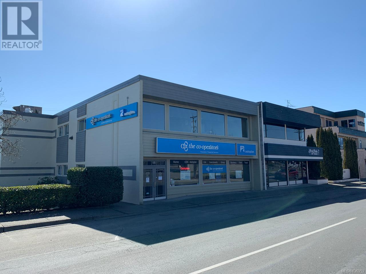 MLS® #836353 - Courtenay Offices For sale or rent Image #3