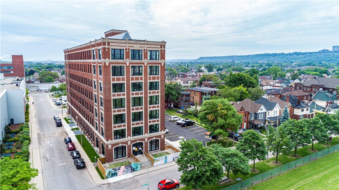 501 & 601 286 Sanford Avenue N, Hamilton, Ontario  L8L 6A1 - Photo 1 - H4084555