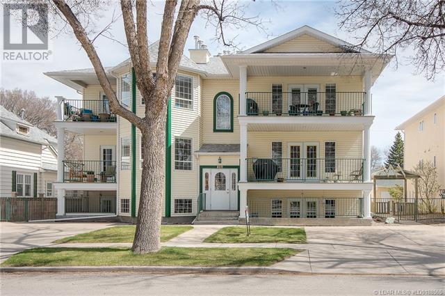 4, 809 6 Street, Lethbridge, Alberta  T1J 2E7 - Photo 1 - LD0188565