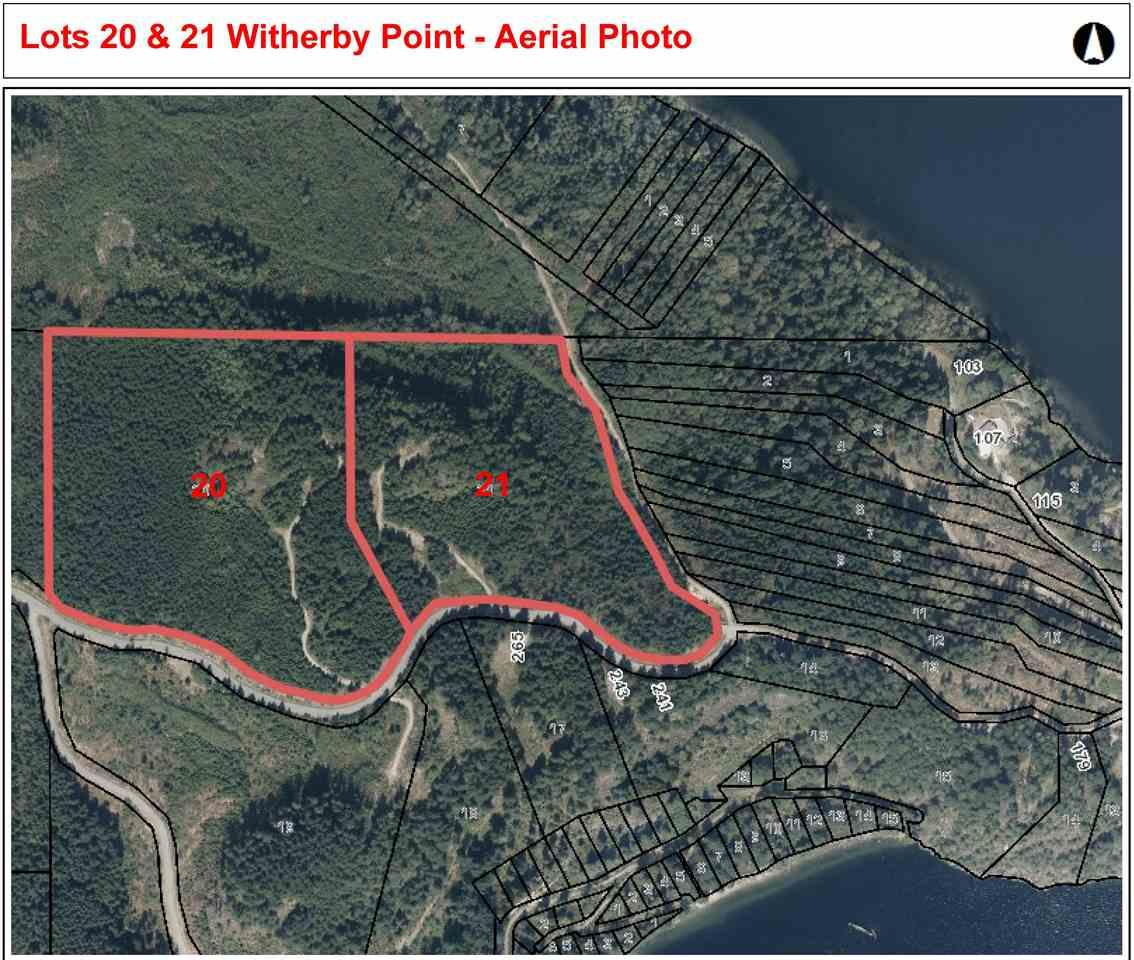 Lot 20 Witherby Point Road, Gibsons, British Columbia  V0N 1V0 - Photo 1 - R2280911
