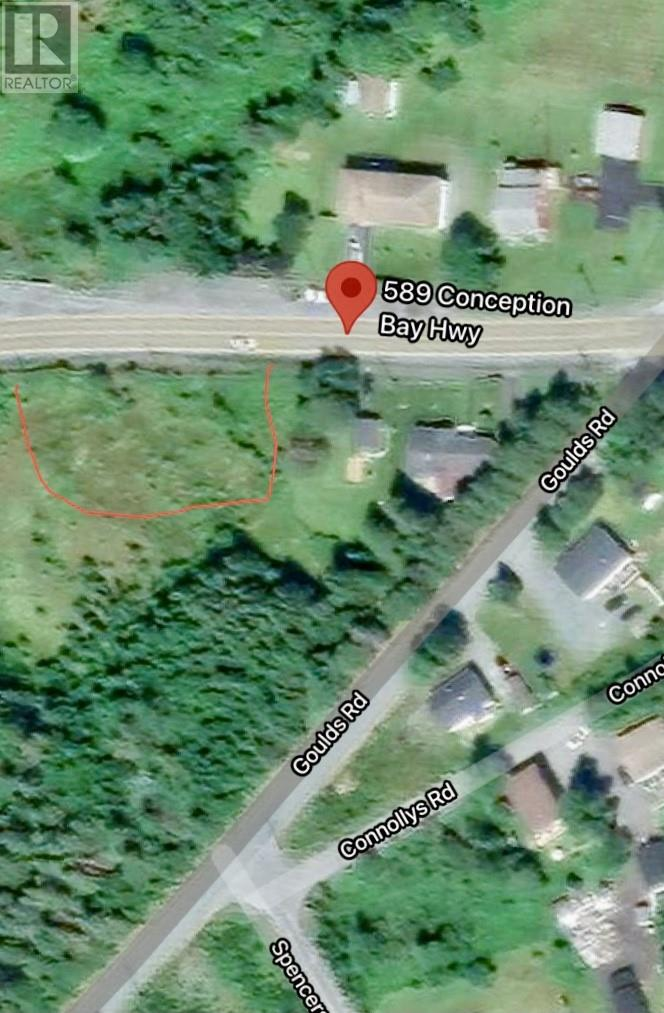585-589 Conception Bay Highway, Cupids, A1X7P9, ,Vacant land,For sale,Conception Bay,1218796