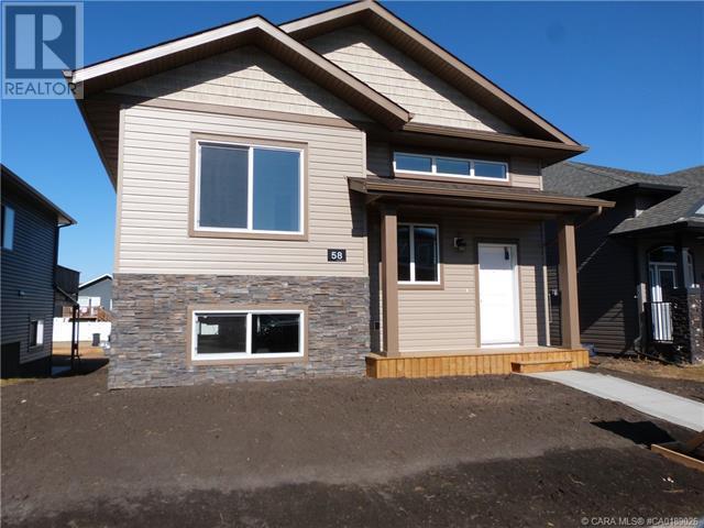58 Village Crescent, Red Deer, Alberta  T4R 0P3 - Photo 1 - CA0189026