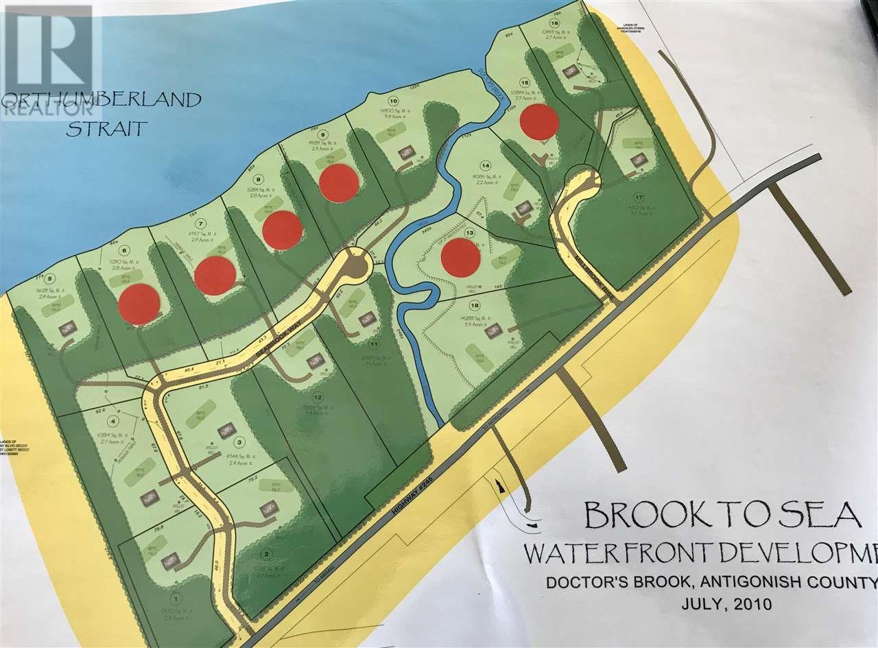 Lot 3 Seabrook Way, Doctors Brook, Nova Scotia  B2G 2L1 - Photo 4 - 202015810
