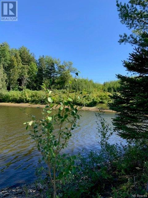 Waterfront Lot Route 105, Northampton, New Brunswick  E7N 1C4 - Photo 2 - NB049049