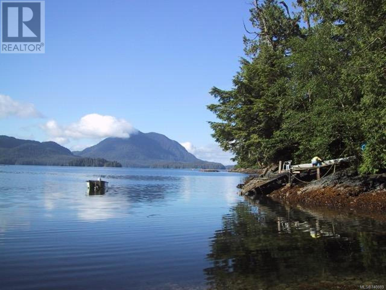 LT 3 Cypress Bay, tofino, British Columbia