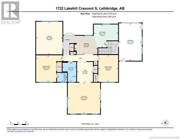 1722 Lakehill Crescent S, Lethbridge, Alberta  T1K 3H8 - Photo 33 - LD0186788