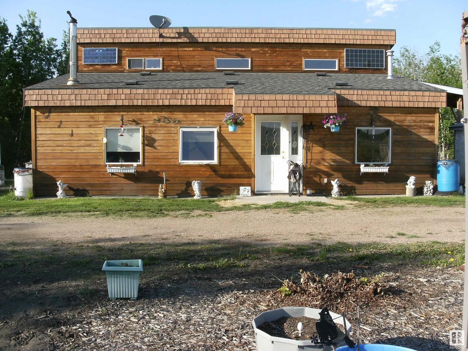541043 Hwy 881, Rural Two Hills County, Alberta  T0B 3K0 - Photo 1 - E4214894